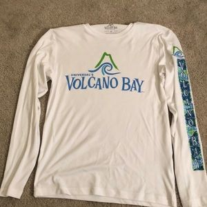 Volcano bay dry fit shirt